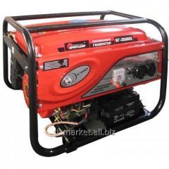 Petrol generator Foreman of Standart Bg-2000ES