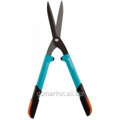 Scissors for a green hedge of Gardena Comfort