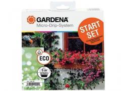Set for flower boxes, basic Gardena (01402)