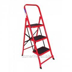 Forte step-ladder metal Lfd 106TB
