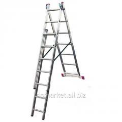 Лестница-стремянка трехсекционная Krause Tribilo