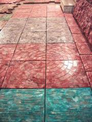 Плитка тротуарная и фасадная