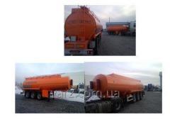 VARZ NPTs-2530 semi-trailer tank