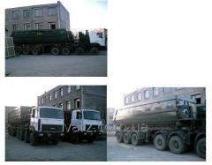 VARZ NPS-3640S2 semi-trailer dump truck