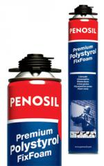Foam glue for PENOSIL Polystyrol Fix polyfoam