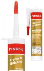 Glue-sealant silicone neutral PENOSIL General