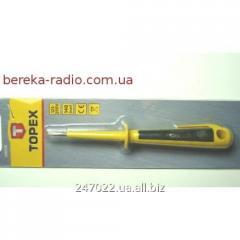 Vikrutka plainly _ndikatorna of 125-250B Topex