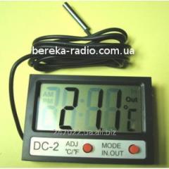 Godinnik-termometr DC-2