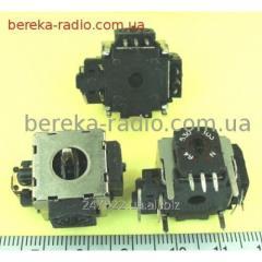JV1603N-B10K-J553-500KL-7,2C joystick
