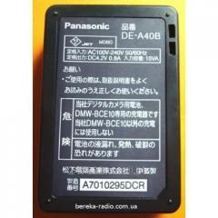Block zhivlennya Panasonic DE-A40 4,2V/0,8A