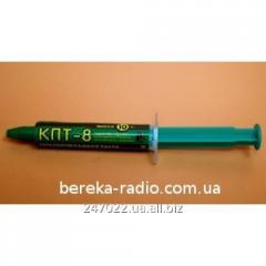 Paste of a teploprov_dn KPT-8 syringe of 10 g
