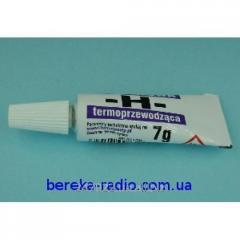 Paste of a teploprov_dn H 7g AGT-055 CHE 1502