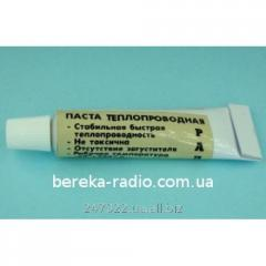 Paste of a teploprov_dn KPT-8 Rad_al tube, 18 g