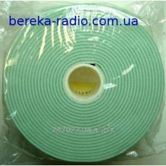Adhesive tape dvokhstoronn_y 48mm x 1mm x 5m