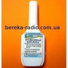 Acid of an ortofosforn of 25 ml