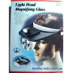 Eyepiece on MG81001A 407037 head