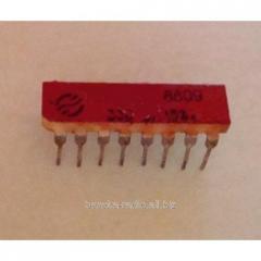 Resistor post_yny HP1-1-1-8 330 Om