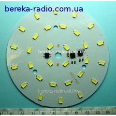 Sv_tlod_odny d=100mm module 220VAC 15W