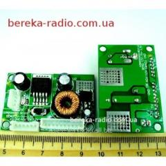 The Un_versalny module on LM2576S Uin=9-28V,
