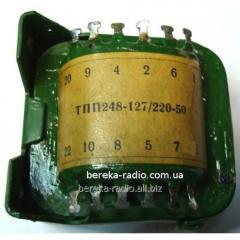 TPP248-127/220-50 transformer