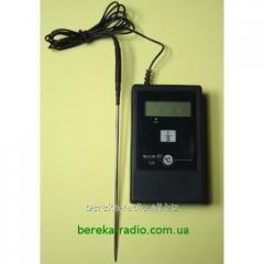 The digital thermometer of portativniya-60 to +250
