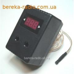 Temperature regulator TR-06NT-55 to + 125*C