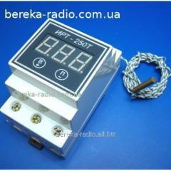 Un_versalny temperature regulator IRT-250T-60 to +