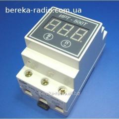 Un_versalny temperature regulator IRT-500T-60 to +