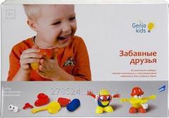 Набор для детского творчества Genio Kids Забавные