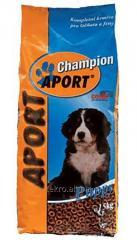 Корм для собак Aport Puppy