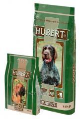 Корм Hubert для охотничьих собак