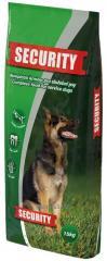Корм Security для служебных собак