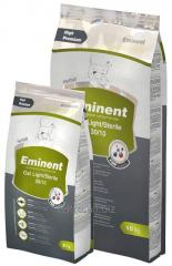 Forage for cats of Eminent Cat Light/Sterile