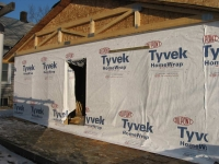 Vetrozashchita TYVEK HOUSEWRAP (Switzerland)