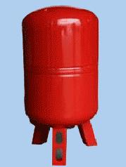 Membrane tank of vertical 100 l