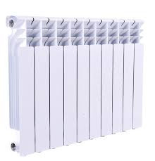 Bimetallic radiator of CALGONI BRAVA 500