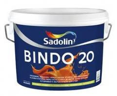Paint for BINDO 20 walls