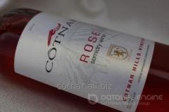 Wine moist Rose Cotnar