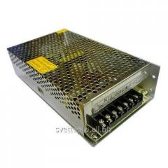 IP20 power supply unit 100W 12V 10A