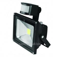 EUROELECTRIC LED a searchlight with the sensor 10W