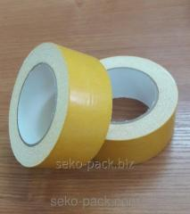 Adhesive tape of bilateral 48 mm x 25 m (fabric