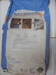 The adsorbent of mycotoxins Nevertoks