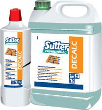 Химия для бассейнов SUTTER Professional (Италия)