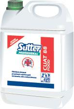 Universal detergent for kitchen of CUAT 88 FOOD