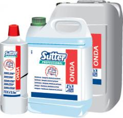 Ecological detergents SUTTER Professional (Italy)