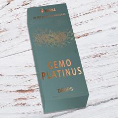 Раствор от геморроя Gemo Platinus гемо платинус