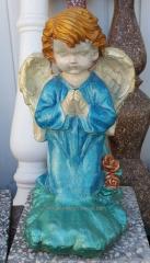 "Figurine ""Angel"", concrete"