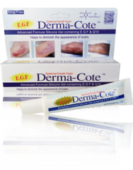 Derma-Cote – fast disposal of hems and scars