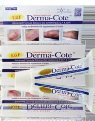 Derma-Cote – быстрое избавление от рубцов и шрамов