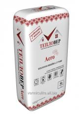 Heat-insulating plaster Teplover AERO